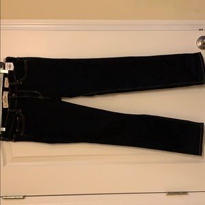 Juniors Hollister low rise skinny jeans sz 7S NWT